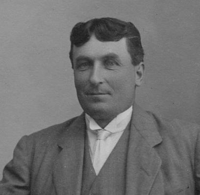 David Albert Ahlfort.