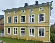 Fredsgatan 14 i Luleå