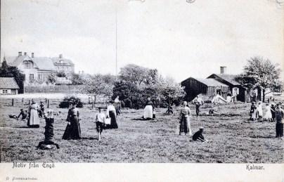 Vykort 1910.