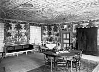 Liljeholmens matsal. Foto: August C. Hultgren 1905.