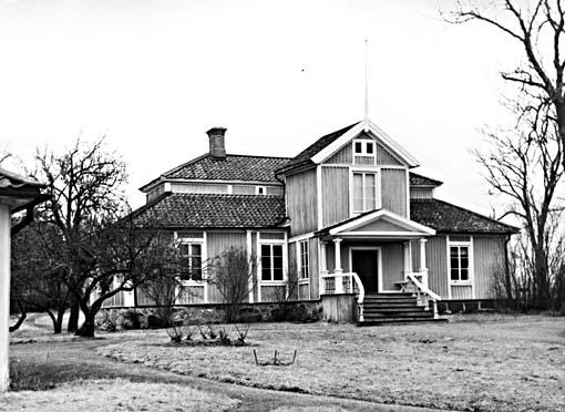 Liljeholmen 1938. Foto: Bengt Cnattingius.