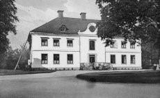 Skagersholm Herrgård. Källa: Laxå Kommun.