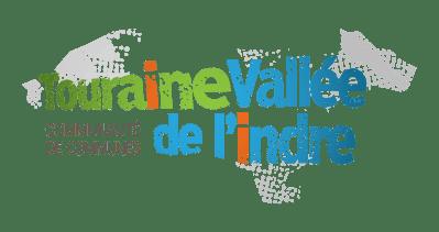 Logo Touraine Vallée de l'Indre couleur PNG HD