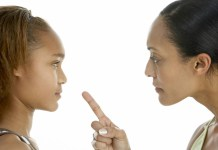 maman afro en colère