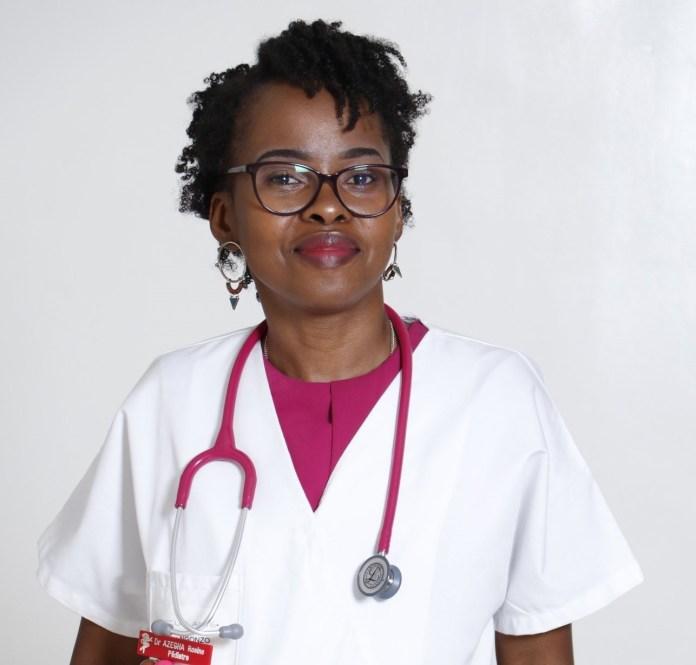 Dr Rosine Azhega
