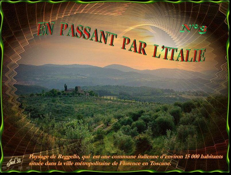 En Passant par l'Italie – 3