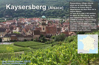 Kaysersberg (Alsace)