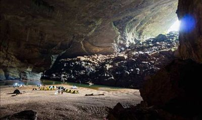 La grotte Hang Soon Dong – Vietnam