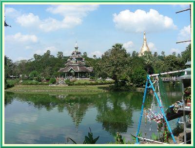 Au Myanmar – 1 – Yangon