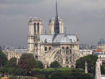 Paris – Les chimères de Notre Dame