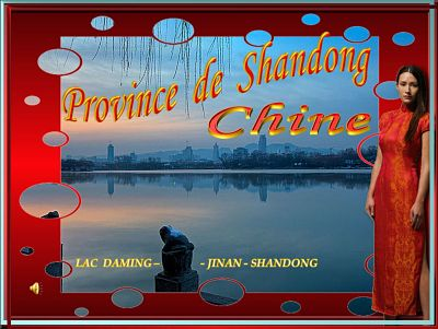 Province de Shandong – Chine