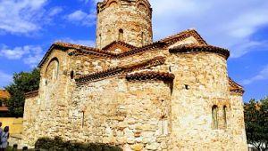 Eglises byzantines de Bourgas (Bulgarie)