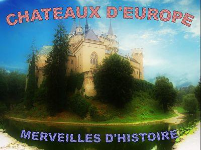 Châteaux de France et d'Europe