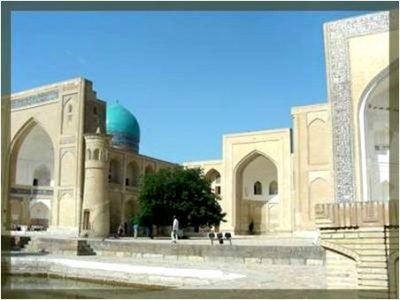 L'Ouzbékistan - 6 - Environs de Boukara