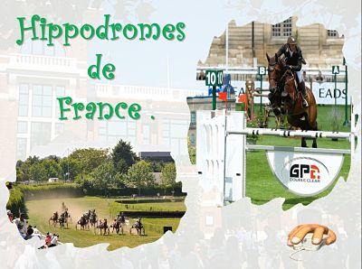 Hippodromes de France