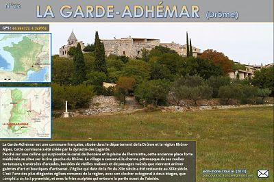 La Garde-Adhémar (Drôme)