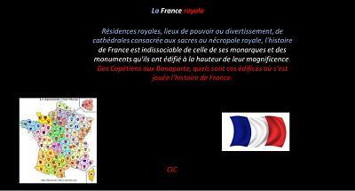 La vie des rois en France