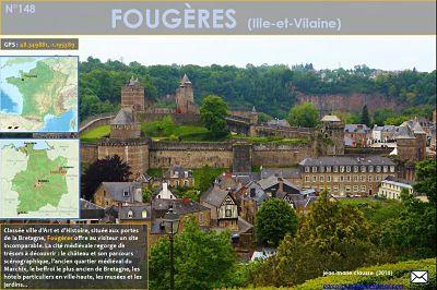 Fougères (Ille-et-Vilaine)