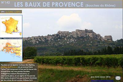 Les Baux de Provence (Bouches-du-Rhône)