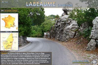 Labeaume (Ardèche)