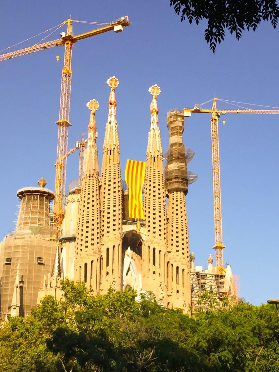 Visiter gratuitement la Sagrada Familia