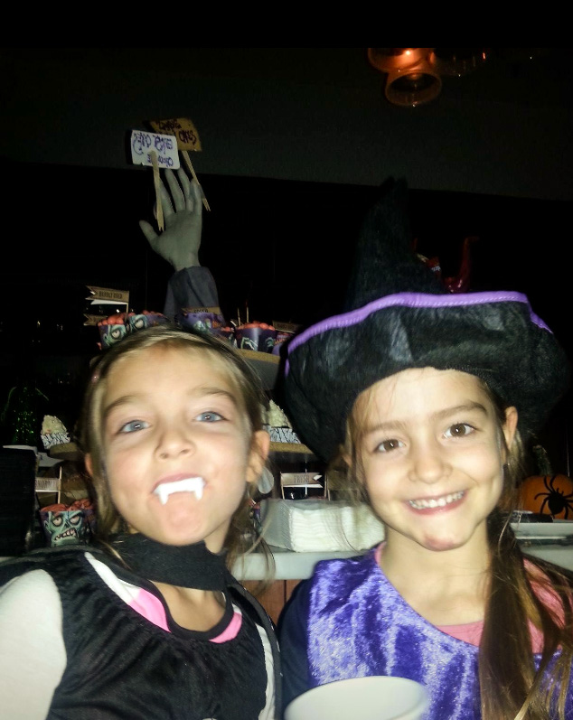 Castanyada et Halloween à Barcelone