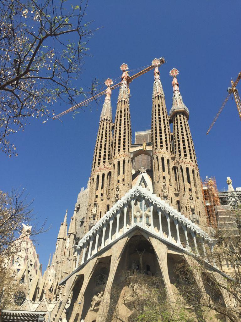 Semaine Sainte à Barcelone