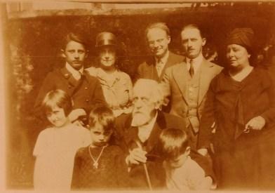 Denis Zaleski en 1928
