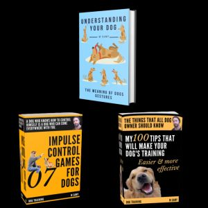 Dog training books by M Samy Famillypet blog