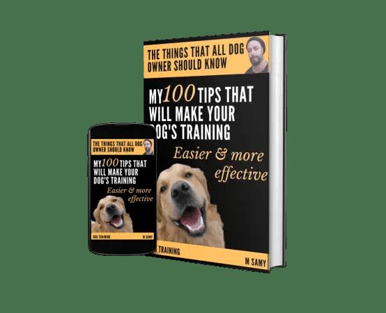 free dog training PDF