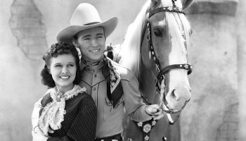 """Song lyrics to """"A Four Legged Friend"""" by Jack Brooks - recorded by Roy Rogers (1952), Bob Hope and Jimmy Wakely (1952), Andy Mackay (1974)"""