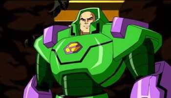 """Lex Luthor at his villainous best in """"Superman-Batman: Public Enemies"""""""