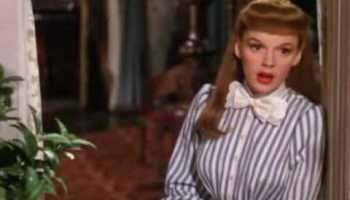 The Boy Next Door song lyrics, sung by Judy Garland in Meet Me in St. Louis