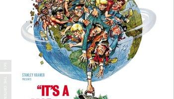 It's a Mad, Mad, Mad, Mad World starring Spencer Tracy, Milton Berle, Sid Caesar, Buddy Hackett, Ethel Merman, Mickey Rooney, Phil Silvers, Jonathan Winters