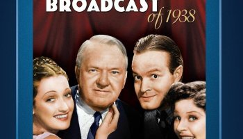 The Big Broadcast of 1938, starring W. C. Fields, Bob Hope, Martha Raye, Shirley Ross, Dorothy Lamour, Ben Blue