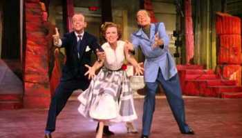 That's Entertainment lyrics, as performed in The Band Wagon by Fred Astaire, Oscar Levant, Nanette Fabray, Jack Buchanan