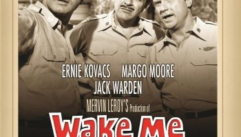Wake Me When It's Over (1960) starring Dick Shawn, Ernie Kovacs, Jack Warden, Margo Moore, directed by Mervyn LeRoy