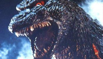 Godzilla vs. Destroyah - Godzilla's atomic heartburn