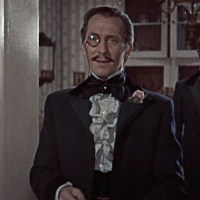 Peter Cushing biography