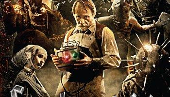 Frankenstein's Army (2013) starring Karel Roden