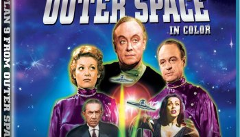 Plan 9 from Outer Space (1959) starring Bela Lugosi, Tor Johnson, Vampira, directed by Ed Wood