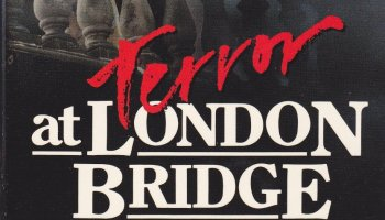 Terror at London Bridge (1985) starring David Hasselhoff, Stepfanie Kramer, Randolph Mantooth - There was once a lad named Jack, Whose tendency was to attack. With surgical skill, He'd go for the kill, And apparently he still has the knack.