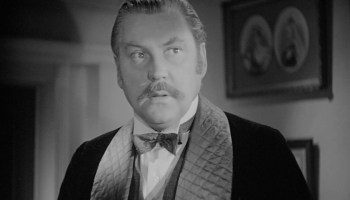 Nigel Bruce as Dr. John Watson in The Hound of the Baskervilles