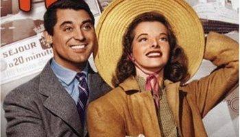 Holiday, starring Cary Grant, Katherine Hepburn,Doris Nolan, Lew Ayres, Edward Everett Horton