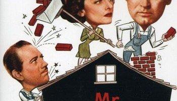 Mr. Blandings Builds His Dream House (1948) starring Cary Grant , Myrna Loy , Melvyn Douglas