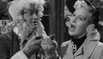 Silver Bells song lyrics - Written by Jay Livingston and Ray Evans, Sung by Marilyn Maxwell and Bob Hope in The Lemon Drop Kid