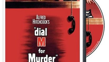 Dial M for Murder, starring Ray Milland, Grace Kelly, Robert Cummings
