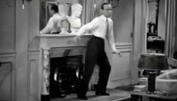 Song lyrics to A Needle In a Haystack (1934) Music and Lyrics by Con Conrad and Herb Magidson, Song and dance performed by Fred Astaire in The Gay Divorcee