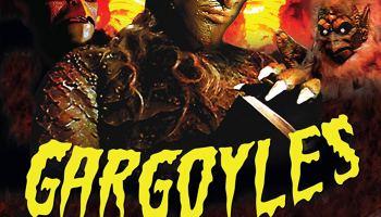 Gargoyles (1972) starring Cornel Wilde, Jennifer Salt, Grayson Hall, Bernie Casey