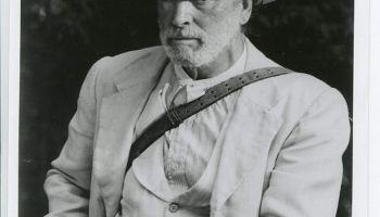 Burt Lancaster as Dr Moreau